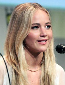 richest actresses Jennifer Lawrence