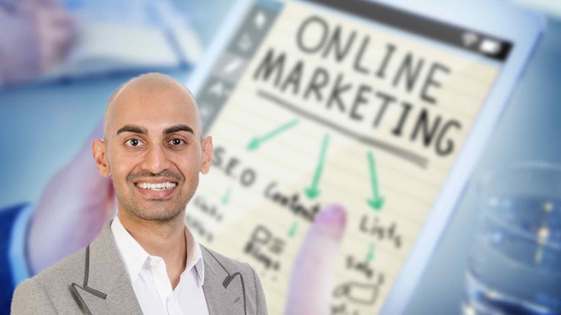 Neil Patel net worth digital marketing marketer